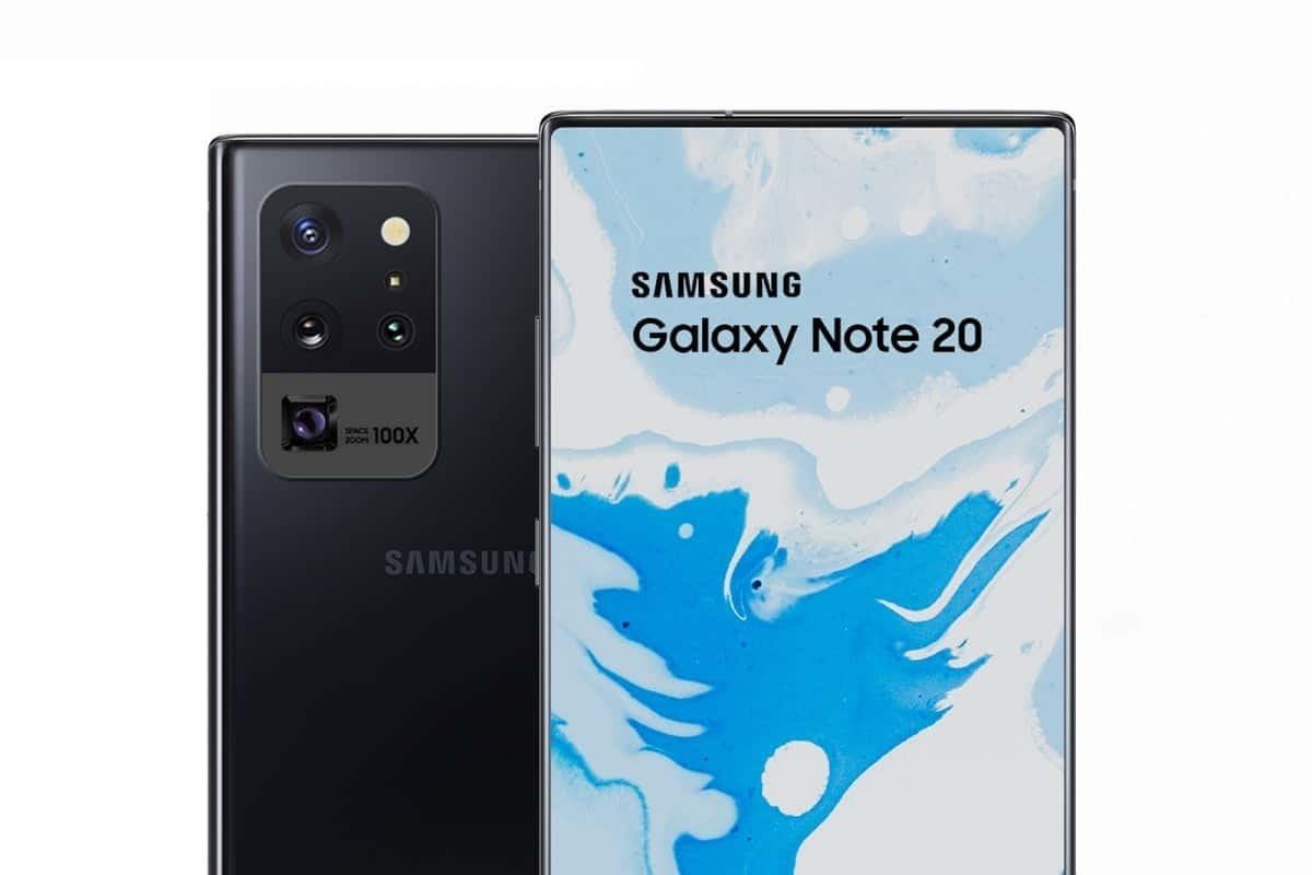 Tiết lộ màu sắc Galaxy Note 20 và Galaxy Z Flip 5G sắp ra mắt