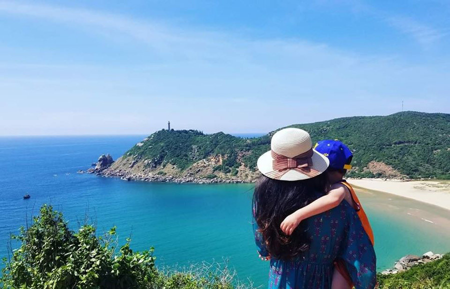 Mẹ 2 con tư vấn đi xuyên Việt 14 ngày, chi tiêu đáng giá từng xu