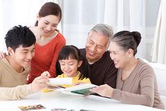 Người trưởng thành tìm kế hoạch chu toàn cho tương lai