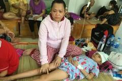 Bé Võ Hoàng Uyên được bạn đọc VietNamNet giúp đỡ hơn 100 triệu đồng