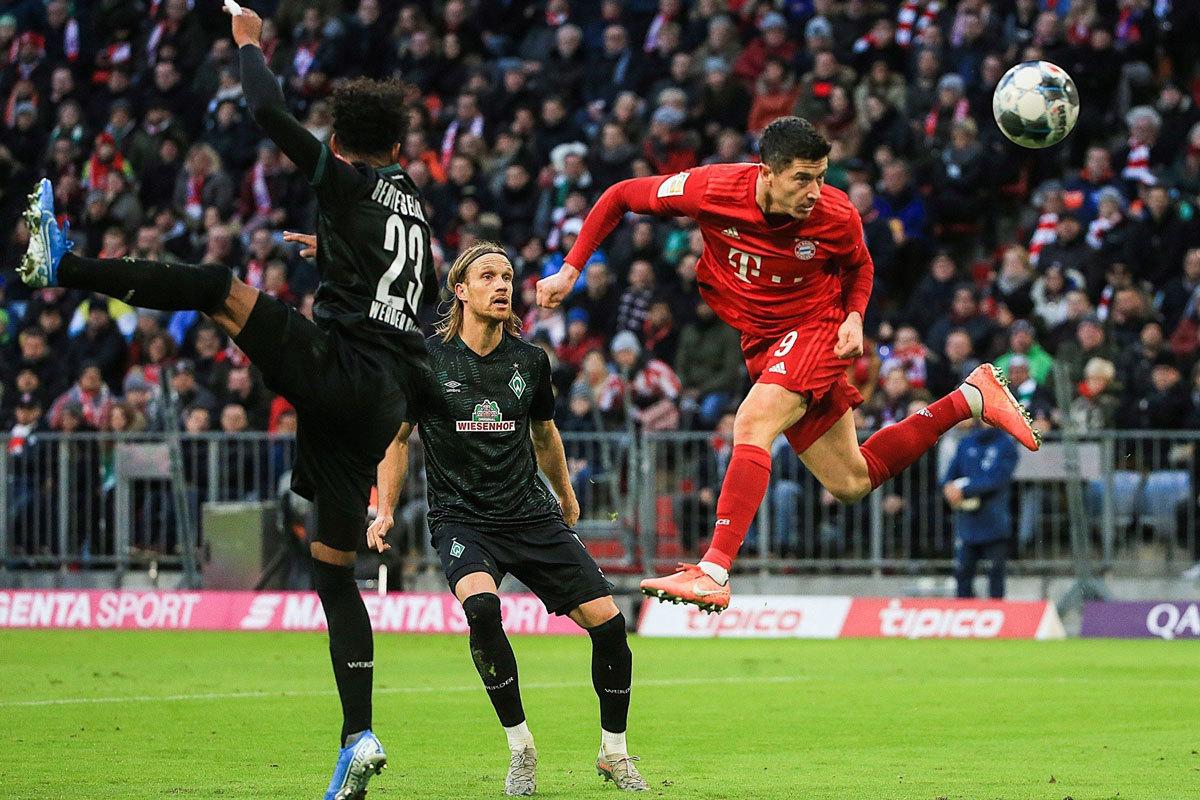 Bremen vs Bayern Munich: Chào ngôi vương!