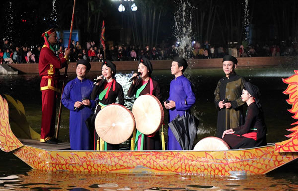 Quan ho singing programme launched in HCM City