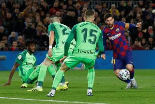 Barca vs Leganes: Sự phi thường của Messi