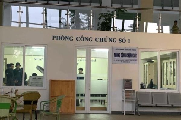 Vợ Giám đốc Sở Tư pháp Lâm Đồng bị bắt về hành vi lừa đảo