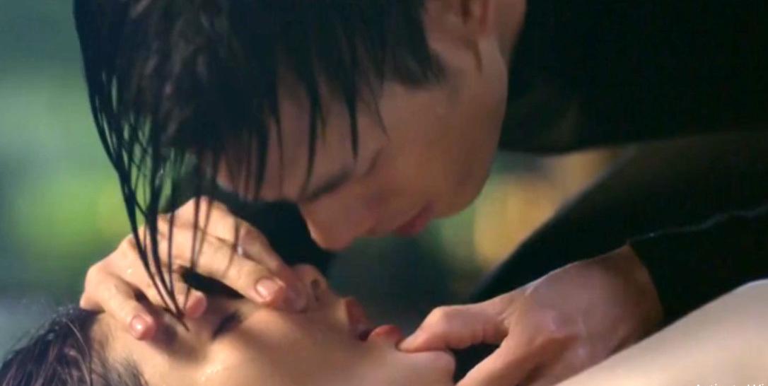 Diễm My, Thanh Sơn sợ cảnh đuối nước trong 'Tình yêu và tham vọng'