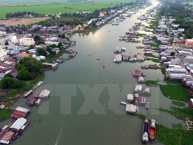 Mekong Delta,PCI,provincial competitive index