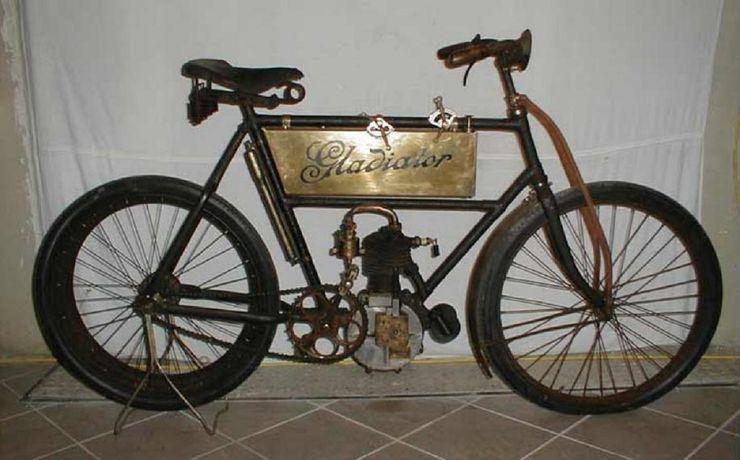 Những lầm tưởng về chiếc xe máy đầu tiên của thế giới