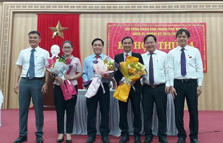 Quảng Nam, Phú Yên bầu Chủ tịch TP trực thuộc nhiệm kỳ mới
