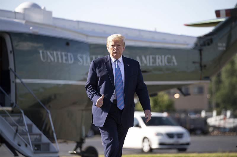Cơ hội thắng cử áp đảo đang đón đợi ông Trump