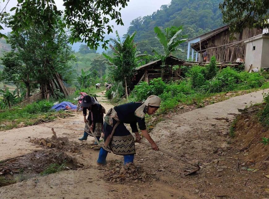Hoai Khao village in Cao Bang province