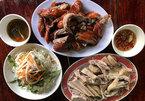 Sample succulent organic duck in Binh Duong