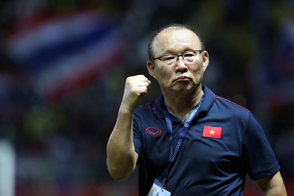 Fox Sports Asia,coach Park Hang-seo,among the best coaches in Asia