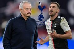 Mourinho giúp Tottenham lấy Ramsey trên tay MU