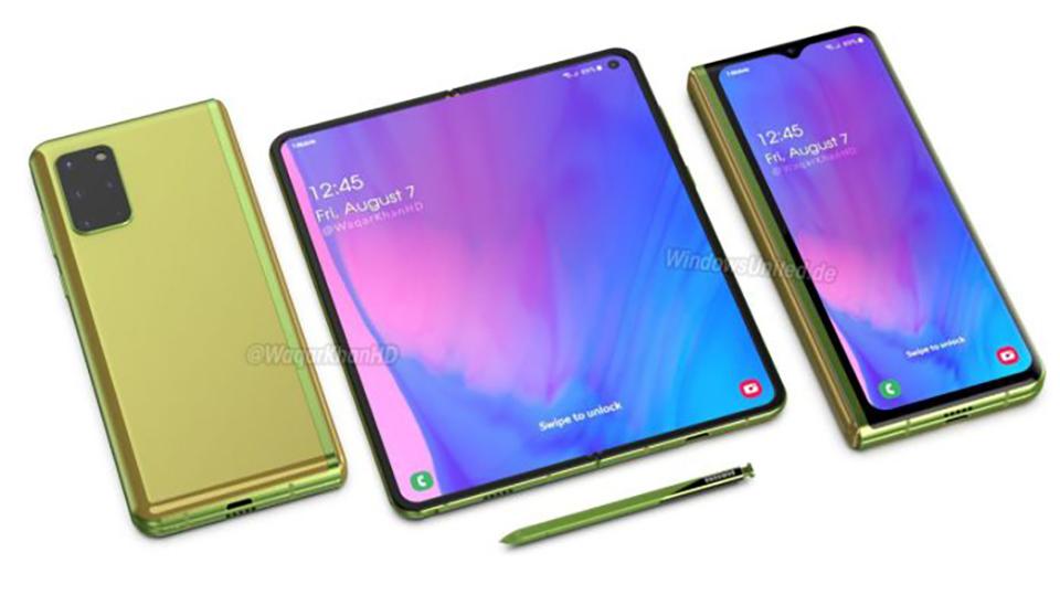 Samsung, Huawei và Motorola chuẩn bị tung ra loạt smartphone màn hình gập