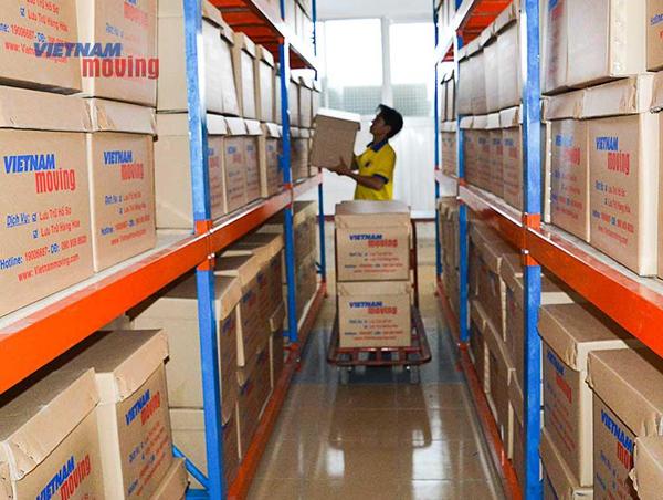 Vietnam Moving giúp DN tối ưu chi phí với dịch vụ cho thuê kho