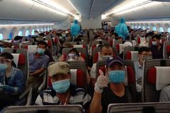 Đưa 343 công dân Việt Nam từ Canada về nước