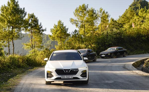 VinFast Lux A2.0 - vào top xe sang 'đắt khách' tháng 5