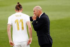 Hé lộ mâu thuẫn trầm trọng giữa Gareth Bale và Zidane
