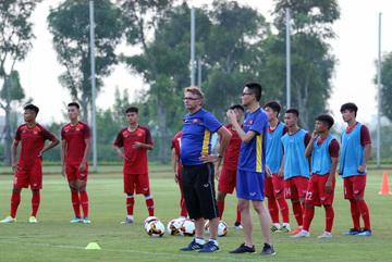 Lịch thi đấu của U19 Việt Nam ở VCK U19 châu Á 2020