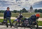 3 năm đi vòng quanh thế giới bằng xe máy của phượt thủ Tiền Giang