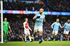 Man City vs Arsenal: Tưng bừng đón Ngoại hạng Anh trở lại