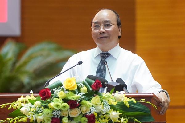 Thủ tướng Nguyễn Xuân Phúc: Không có báo chí không thể đồng lòng chiến thắng dịch