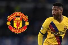 MU nhìn Sancho rời Dortmund, Barca tranh cãi bán Ansu Fati