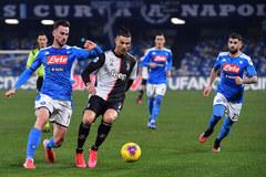 Juventus vs Napoli: Tử thủ giành danh hiệu