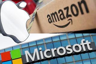 Cuộc đua 2 nghìn tỉ USD giữa hai ông lớn Apple và Microsoft