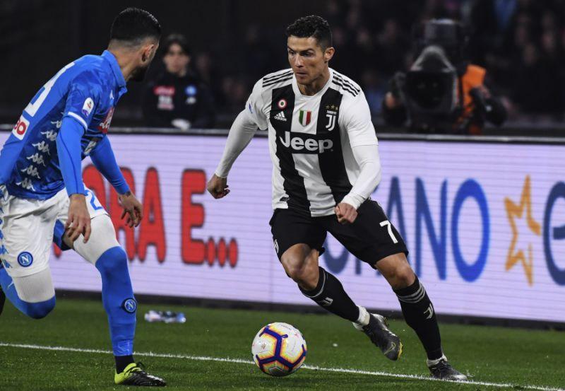 Napoli vs Juventus: Bi kịch chờ Sarri - 2