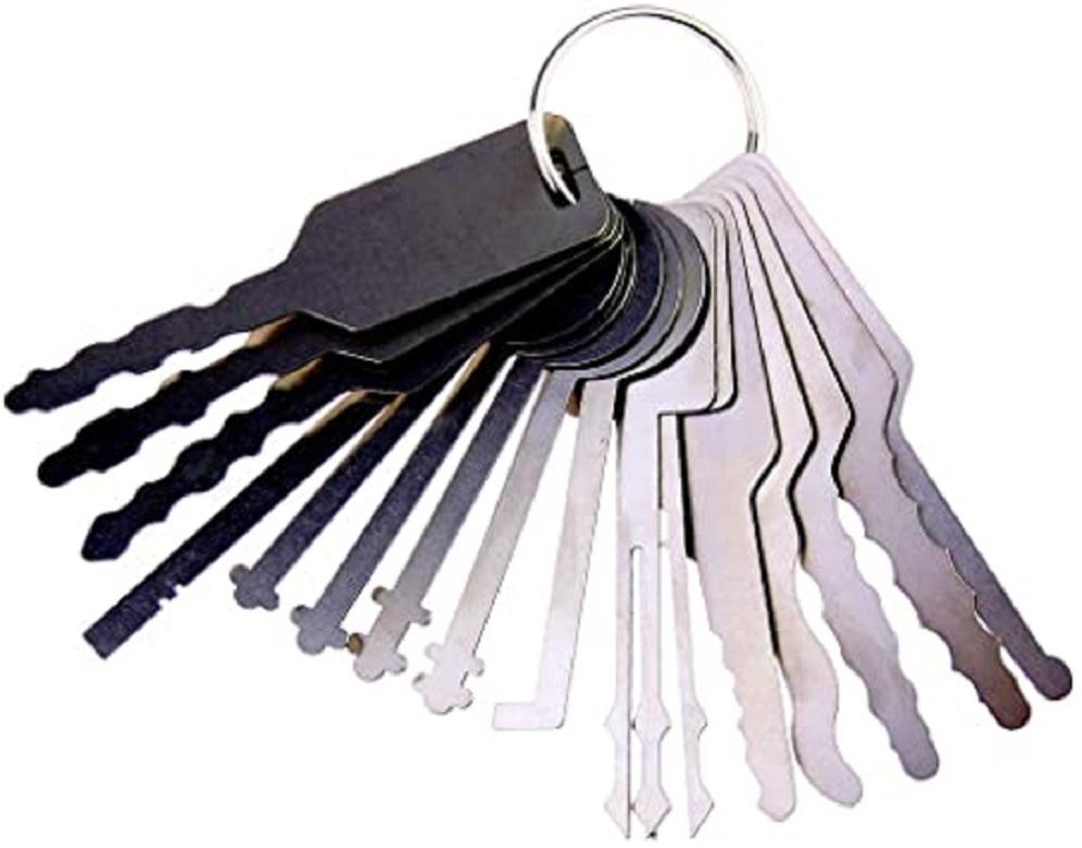 Làm gì khi chẳng may quên chìa khóa bên trong