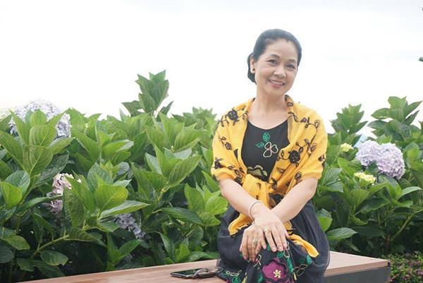 NSƯT Minh Phương chia sẻ bí quyết giữ sức khỏe tuổi U60