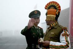 Điểm lại những lần Trung - Ấn đụng độ biên giới