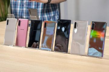Giá Galaxy Note 10 giảm cả chục triệu đồng: Chưa khi nào rẻ thế