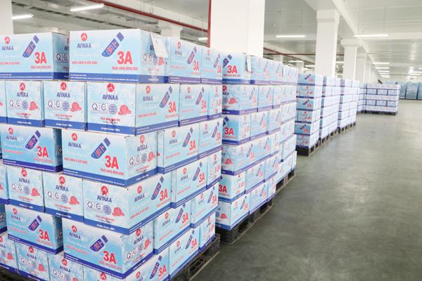 Xuất khẩu nước tinh khiết AVINAA-3A