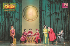 Drama troupe offers new shows in Hanoi style