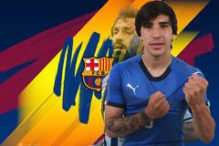 Vì giấc mơ Pirlo, Barca vung tiền ký Tonali