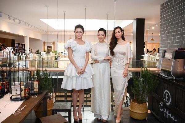 3 người đẹp tên My khám phá khu vườn cà phê năng lượng Trung Nguyên Legend