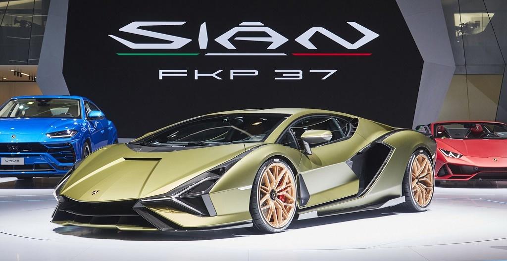 Lamborghini rút khỏi mọi triển lãm ô tô trong thời gian tới