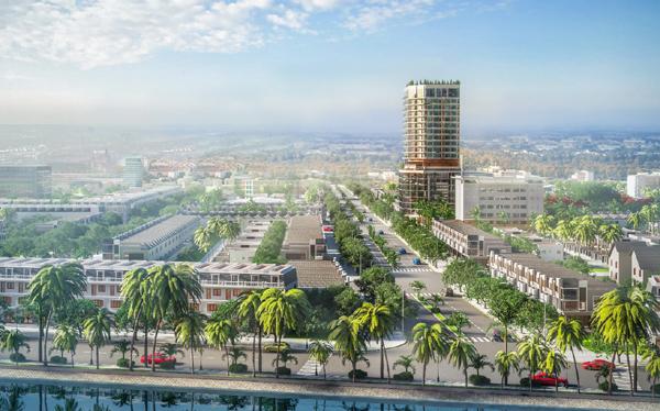Ra mắt căn hộ cao cấp sở hữu lâu dài ở Phú Yên