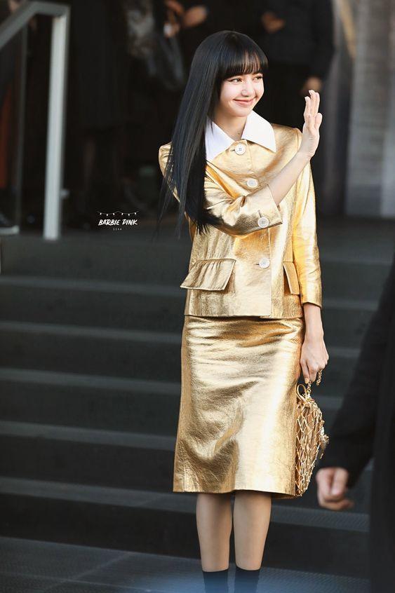 Phong cách thời trang đa dạng của Lisa BLACKPINK