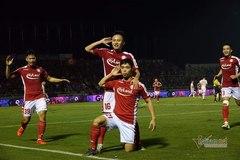 Công Phượng lọt top 5 bàn thắng đẹp vòng 5 V-League