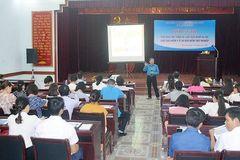 Quảng Ninh tuyên truyền đối thoại về Luật BHXH, BHYT