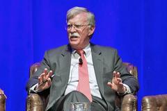 Bolton nói ông Trump đề nghị Trung Quốc giúp tái đắc cử