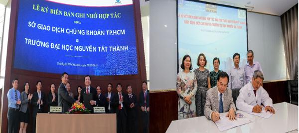 Nhiều cơ hội việc làm cho sinh viên ĐH Nguyễn Tất Thành
