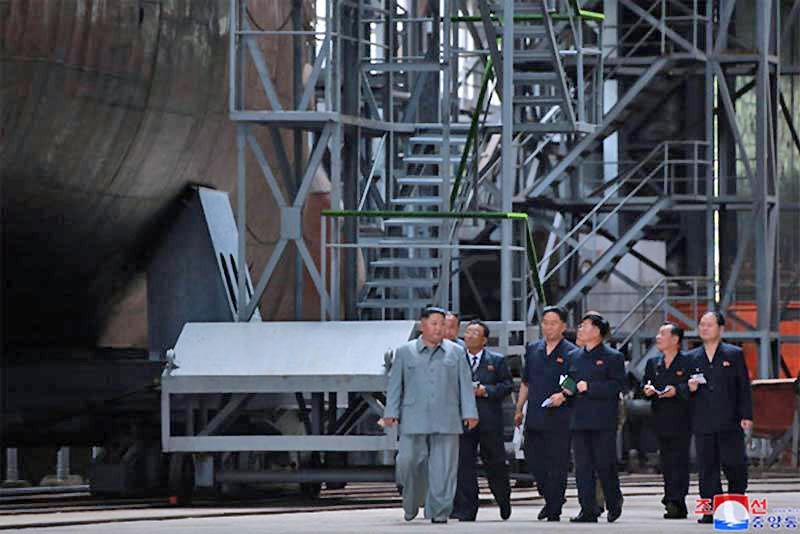 Hành trình bí ẩn của chuyên cơ chở Kim Jong Un