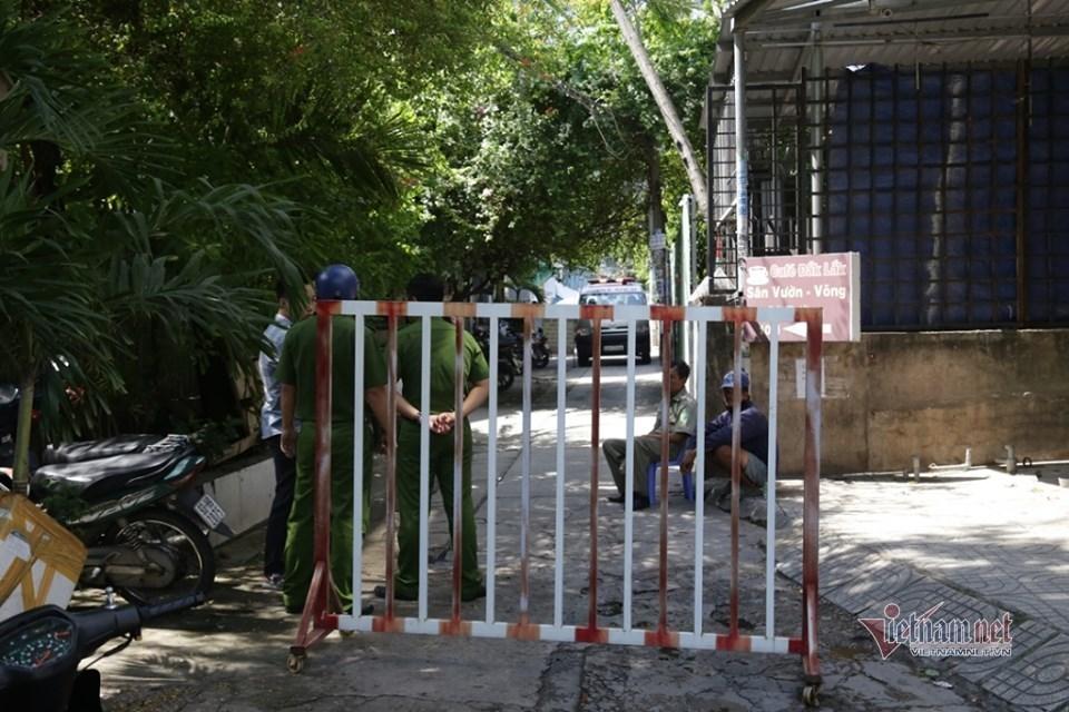 Cháy nhà trọ cha và con gái chết ở Sài Gòn, nghi vấn người cha phóng hỏa