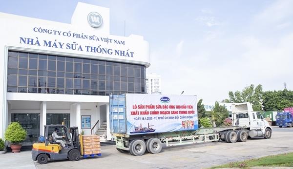 Vinamilk 'mở đường' xuất khẩu sữa Việt vào thị trường EAEU
