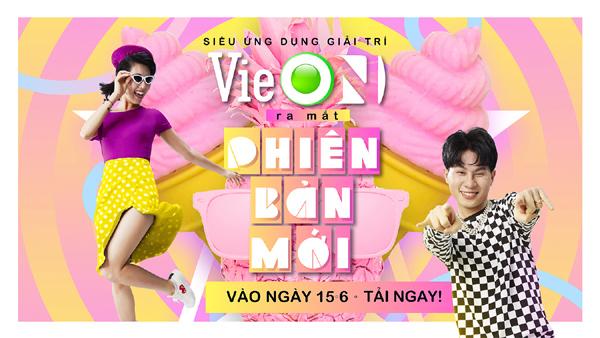 Đất Việt ra mắt 'siêu ứng dụng' giải trí VieON