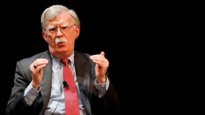 John Bolton,trump,china,world news
